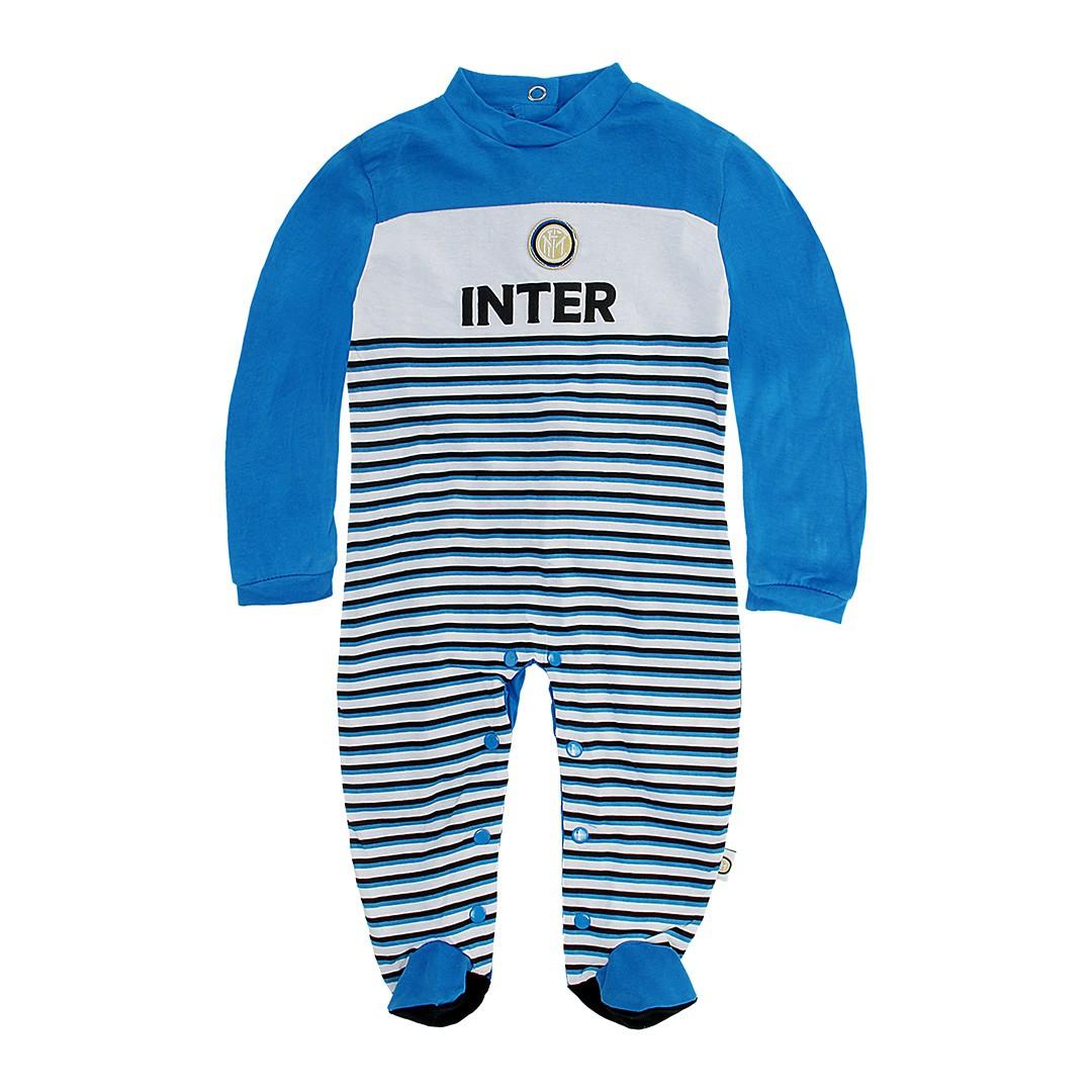 Tutina In Jersey Ufficiale F.C. Inter