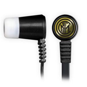 Cuffiette Auricolari Ufficiali Con Microfono Con Tasto Funzione F.C. Inter