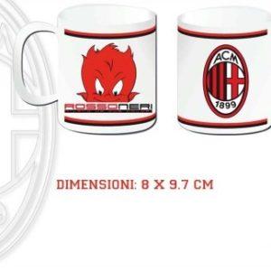 Tazza Cilindrica Milanello Ufficiale A.C. Milan