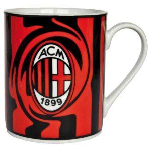 Tazza Cilindrica Rossa Ufficiale A.C. Milan