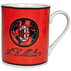 Tazza Cilindrica Mondo Ufficiale A.C. Milan