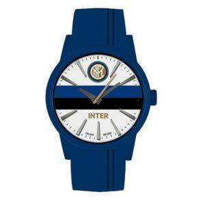 Orologio Quadrante Bianco Ufficiale Bambino F.C. Inter