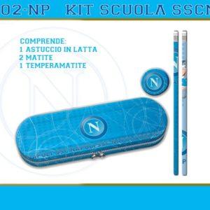 Kit Scuola Ufficiale S.S.C. Napoli