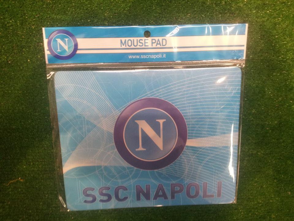 Tappetino Mouse Logo Ufficiale S.S.C. Napoli