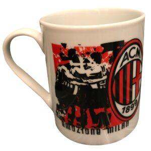 Tazza Cilindrica Giocatori Ufficiale A.C. Milan