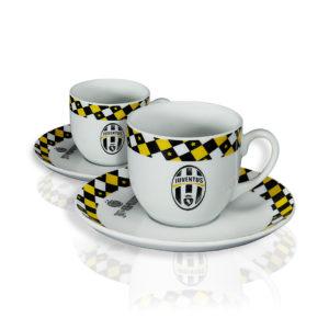 Set Tazzine Caffè Ufficiali F.C. Juventus