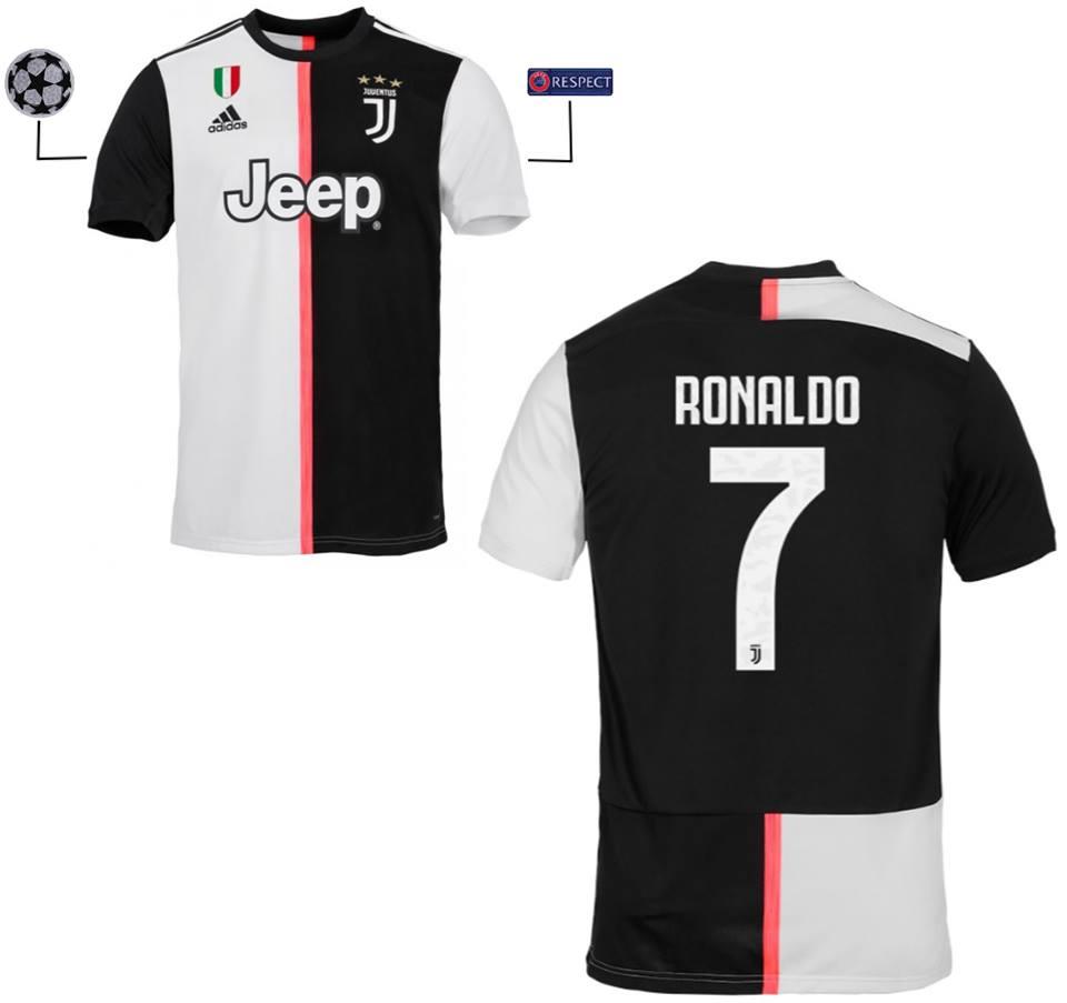 maglia Juventus originale