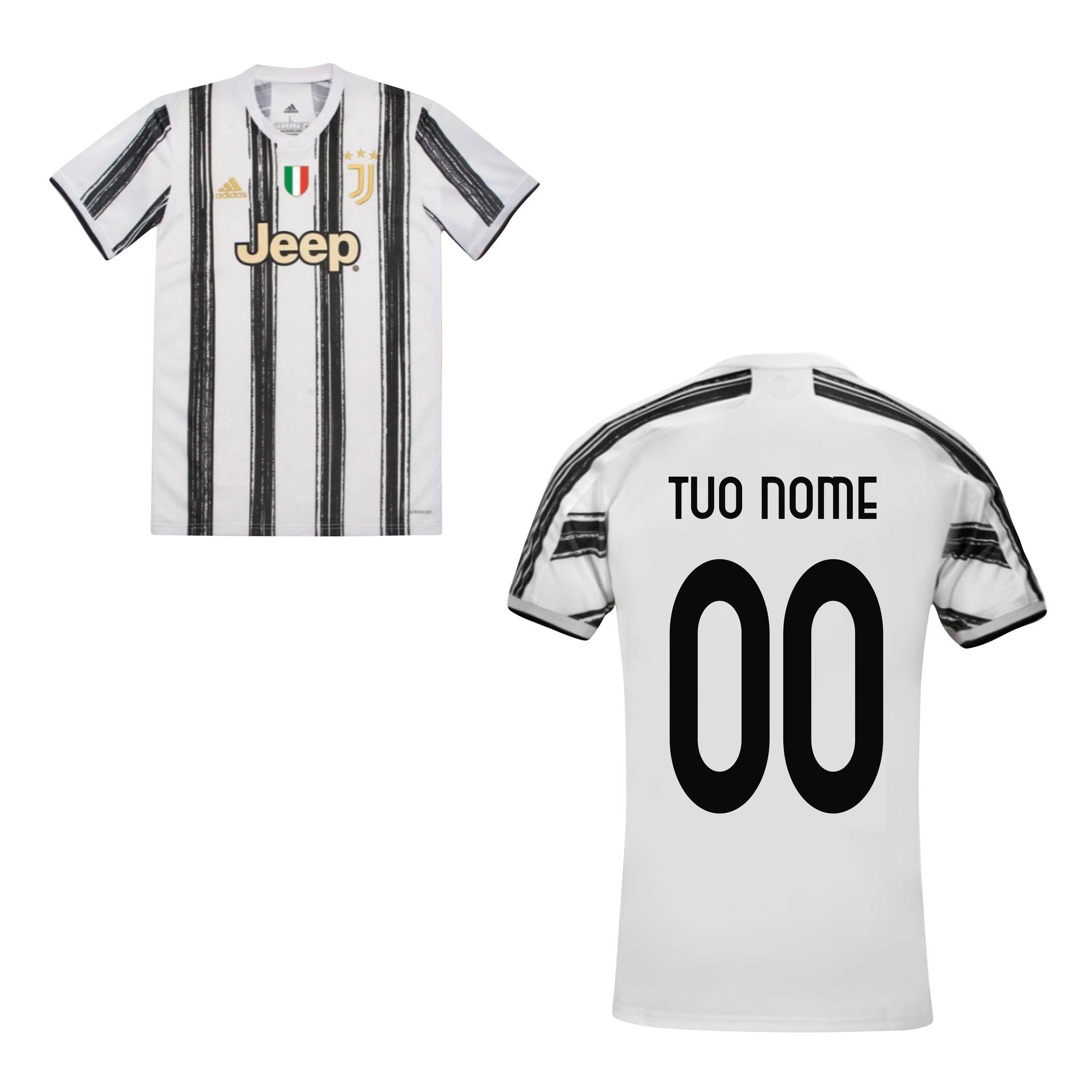 Maglia Gara Home F.C. Juventus 2020/2021