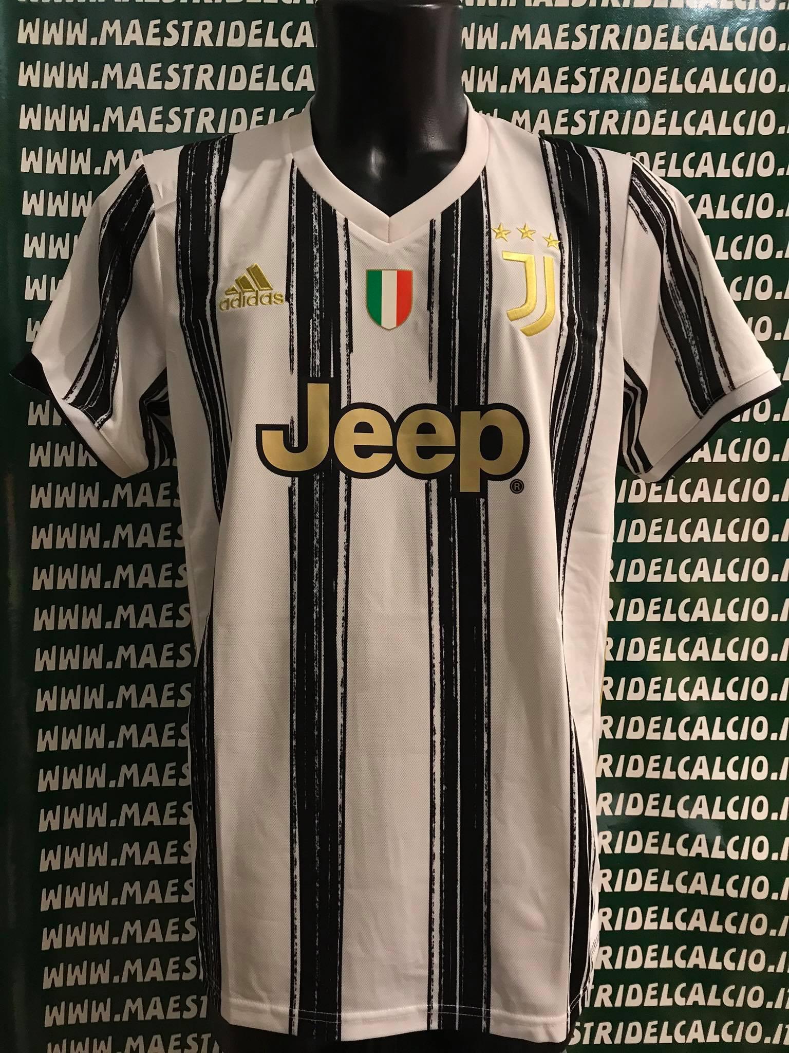 "Maglia Gara Home Serie A ""Ronaldo 7"" Autografata F.C ..."