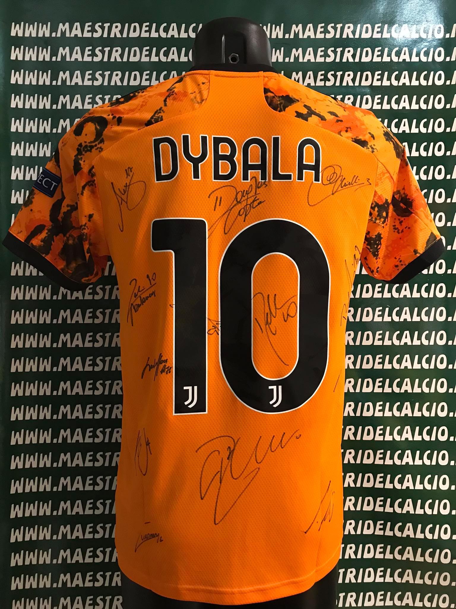 Maglia Gara Third Champions League